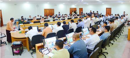 e-Government စနစ်စတင်ခြင်းအတွက် e-Mandalay Web Portal ဖွင့်လှစ်